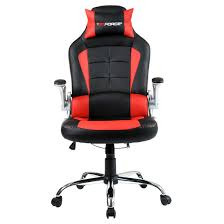 rce blaze reclining leather sports racing office desk chair gaming computer