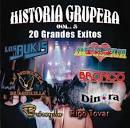Historia Grupera, Vol. 5
