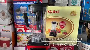Máy xay sinh tố công nghiệp Gali GL-1509 | Điện máy Thọ Linh | Kios 20 chợ  Tp Tuy Hoà |Đt:0905824667 - Blog Máy Tính