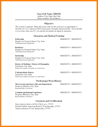 Doctor Resume Template Post Resume For Free Resume Template And