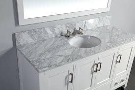 60 inch bathroom vanity top single sink legion inch single bathroom vanity white finish 60 inch