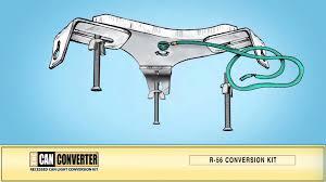 the can converter model r56 how to install pendant lighting track lighting flush mount lighting you