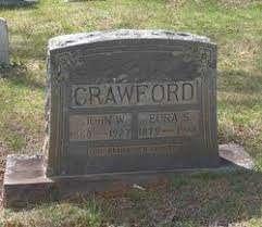 John Wesley Crawford (1868-1927) - Find A Grave Memorial