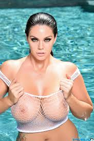 Alison Tyler Nude In The Pool FoxHQ