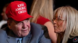 Sheldon Adelson makes nice with Trump ...