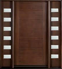 stunning modern single front door designs for houses 17 best ideas about wooden main door design on wooden