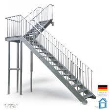 Singles greifen zu geräten mit einem nutzinhalt von maximal 150 l. Stahltreppe Bausatz Mit Zwischen Podest 2 X Gelander Verzinkt Mit Din Stahlgitter Stufen Bausatz Komplett Steinhaus Treppen Treppen Gunstig Kaufen