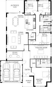 home design with floor plan. moore river, single storey floor plan, wa. large familiesdesign planshome home design with plan