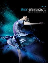 Winter 2019 Byu Idaho Performance Arts Brochure By Center
