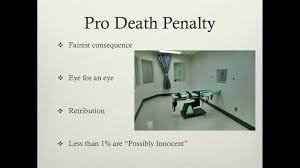 death penalty pros and cons essay the death penalty pros and cons essay