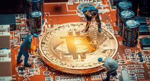 ビット コイン マイニング