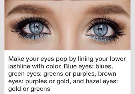 how to make your eyes look bigger brighter