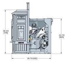 mt vernon e fireplace insert earth sense energy systems quadra fire mt vernon e2 pellet insert