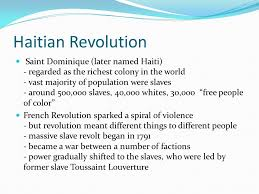 North American French Latin American And Haitian Ppt
