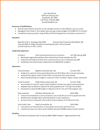 Resume For No Experience Manager Assistant Resume