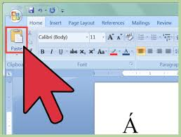 How To Make Spanish Letters In Microsoft Word 2007 Milviamaglione Com