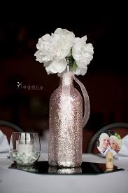 31 Beautiful Wine Bottles Centerpieces For Any Table-hometshetics (2)