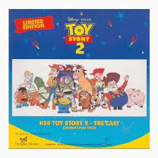 Toy Story 2 The Cast