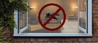 Znalezione obrazy dla zapytania moskitiera przeciw owadom