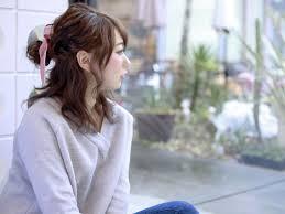 カジュアルで簡単可愛いおだんごハーフアップのヘアアレンジ術堀井大輔