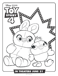 Grab these toy story 4 printable coloring sheets and get ready to see the new movie! Free Printable Toy Story 4 Coloring Pages And Activities