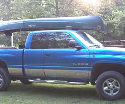 Build a Kayak Rack for Pickup Truck, Build Your Own Truck | Trucks ...