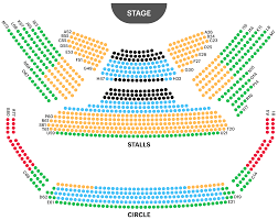 Gillian Lynne Theatre Seating Plan Best Seats For School