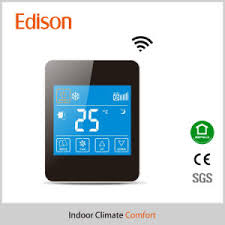 Remote Thermostat Control From Phone China Wifi Remote Control Room  Thermostats For Iosandroid Cell
