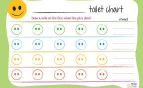 Unique Free Reward Charts Toilet Training Chart Print Reward