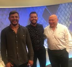 BBC's Super League Show - 11.15pm tonight for the Super League Show - Will  Perry in the chair alongside Jon Wilkin and John Kear