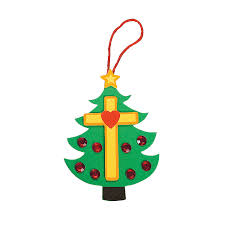 Full Of Great Ideas Christmas Ornament TreeFoam Christmas Tree Crafts