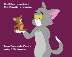 Tom and Jerry movie is coming by TomArmstrong20 on DeviantArt