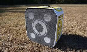 foam block target