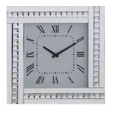 marbella modern mirrored glass square