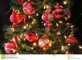 Royalty-Free Stock Photo. Download Christmas Tree Ornaments ...