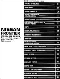1999 nissan frontier pickup repair shop manual original 2 4l ka covers all 1999 nissan frontier pickups equipped the 2 4l ka engine including xe short bed xe king cab and se king cab see my other items for the