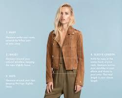 Soia Kyo Leather Jacket