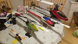 Rc Helicopter Size Chart 150 To 500 Rc Helicopter Size Comparison
