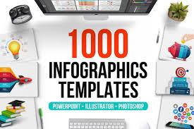 Last Chance 1000 Premium Customizable Infographics