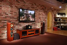 Small Picture Interior Brick Wall Design Ideas Living Rooms With Exposed Brick