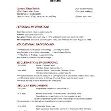 Handwritten Resume Format Resume Cover Letter Sample Format What
