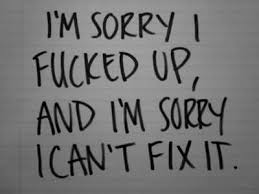 Im Sorry Quotes Impressive 48 I'm Sorry Quotes Quotes Hunter