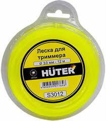 <b>Леска Huter S 3012</b> (звезда) 71/2/2 купить в интернет-магазине ...