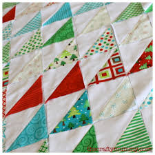 Planning a Quilt for Craft Retreat • The Crafty Mummy & Christmas triangles quilt - Part of planning a quilt using half square  triangles is deciding how Adamdwight.com