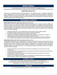 Resume Professional Accomplishments Examples Resume Professional