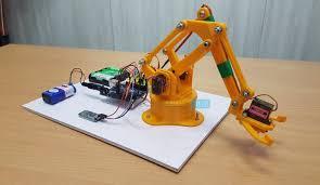 toy robot wiring diagram wiring diagram libraries diy arduino u0026 bluetooth controlled robotic arm project circuit toy robot wiring diagram