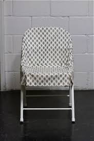 awesome tutorial for folding chair slipcovers i have got to make some of these