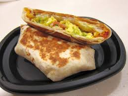 taco bell breakfast crunchwrap. Wonderful Bell The California AM Crunchwrap Delivers Avocado In The Form Of Guacamole  And Throws Pico De Gallo To Bacon Hashbrown Egg Shredded Cheddar  Intended Taco Bell Breakfast C