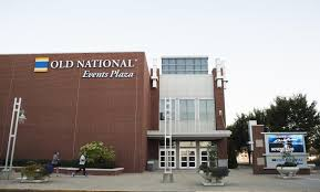 Old National Events Plaza Visit Evansville