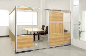 wooden office partitions. Perfect Wooden Fashion Nice Design Aluminium Melamine Steel Frame Modular Workstation Glass  Partition With Pedestal  Buy PartitionAluminium  For Wooden Office Partitions O